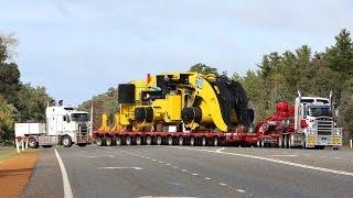 World's largest wheel loader - LeTourneau L-2350
