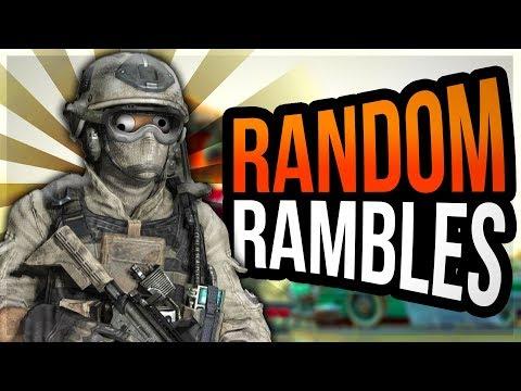 FUNNY GAMECHAT MOMENTS - Call of Duty/CSGO/PUBG Funny Moments (Random Rambles)