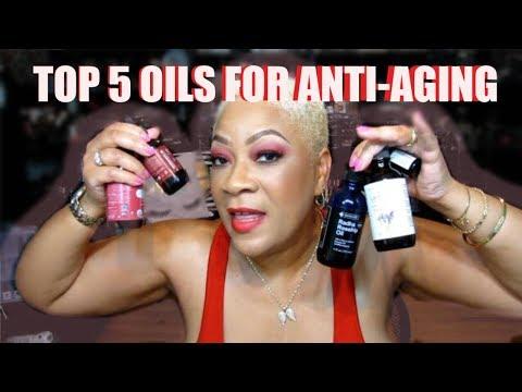 MY TOP 5 FAVORITE ANTI-AGING OILS