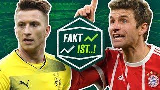 Fakt ist..! HSV schreibt Geschichte & Sieg für BVB? Bundesliga Vorschau 23. Spieltag 17/18