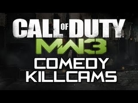 MW3 Comedy Killcams - Episode 34 (Funny MW3 Killcams with Reactions)