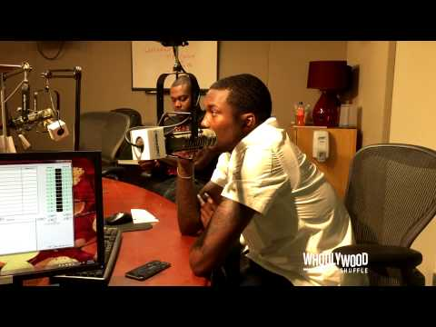 "Meek Mill Speaks On Nas Collaboration, ""DWMTM"" & Life After Jail w/ DJ Whoo Kid [Video]"
