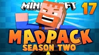 Minecraft: MADPACK |S2E17| Extreme Survival Series