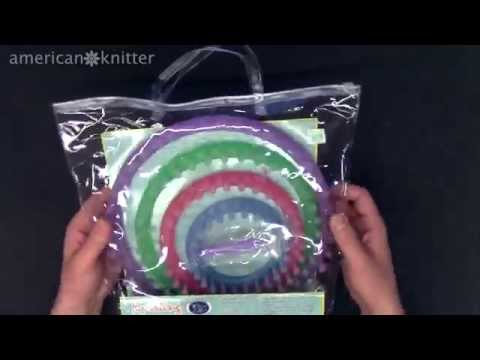 Hobby Lobby Round Knitting Loom Set Review