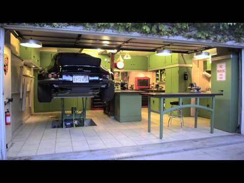 jack 39 s garage lift youtube. Black Bedroom Furniture Sets. Home Design Ideas