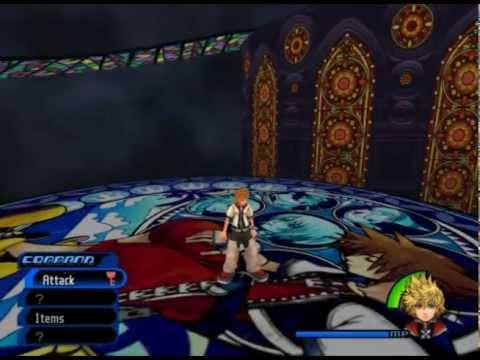 Lets Play Kingdom Hearts 2 Final Mix Part 2 - Roxass Twilight...