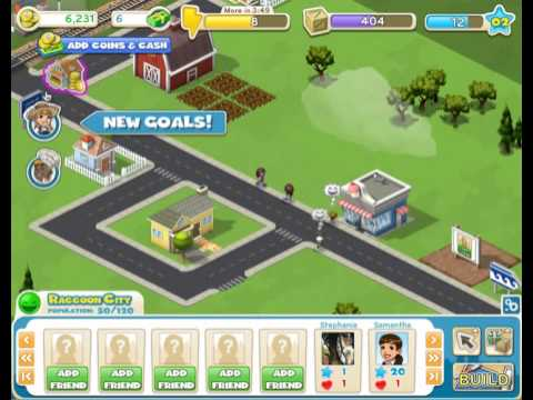 Thumb Video Tutorial of how to play CityVille (a Zynga game in Facebook)