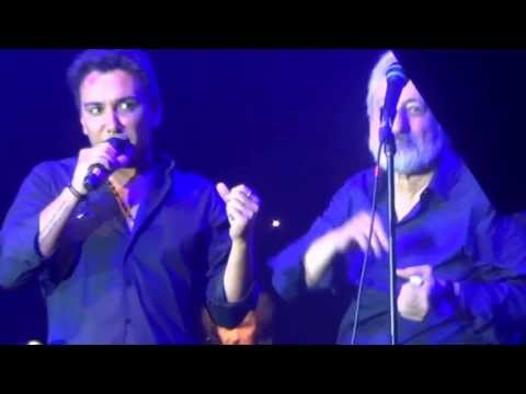 Ebi & Shadmehr Aghili Concert Dubai 92 - Hamin Khobe video
