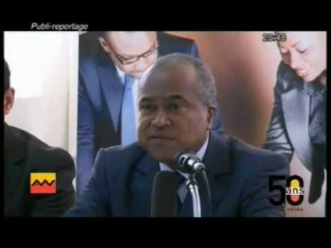 """SIB(Société Ivoirienne de Banque) fête ses 50 ans:""""Publi-Reportage TV"""""""