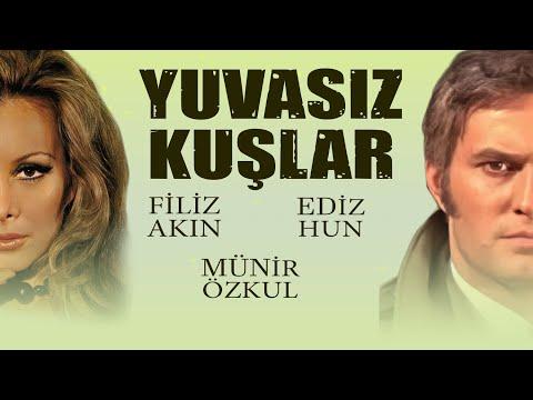 Yuvasız Kuşlar (1970) - Tek Parça (Filiz Akın & Ediz Hun)