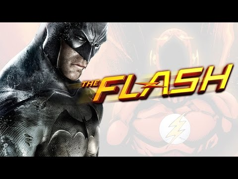 BATMAN Confirmed In Arrow & Flash TV Shows!
