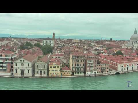 Venice - Italy - view from ship
