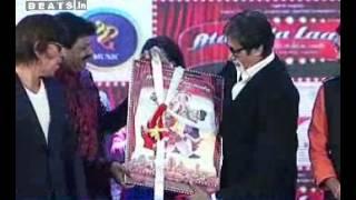 Ata Pata Lapata - Amitabh Bachchan & Rajpal Yadav launch Ata Pata Lapata 2012