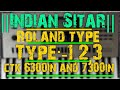 How to edit sitar(Indian tone)in casio ctk6300in and 7300in||Roland type)(Free tone)
