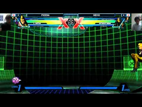 UMVC3 Nemo vs Frieda Set