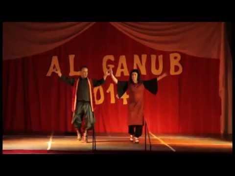Danzas Arabes AL GANUB Rio Gallegos 2014 -ARABIAN FOLK -Muestra Anual AL GANUB 2014