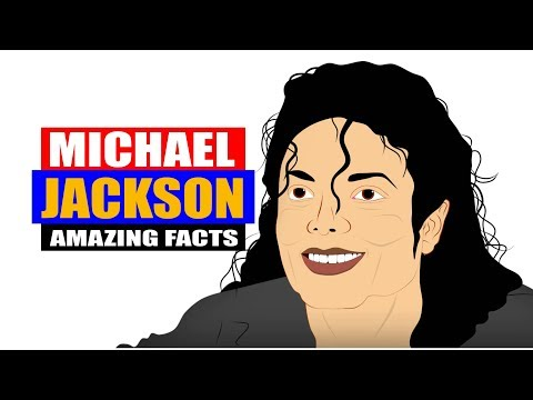 5 Amazing Facts about Michael Jackson | Fun Facts | Biography for Kids Cartoon | Educational