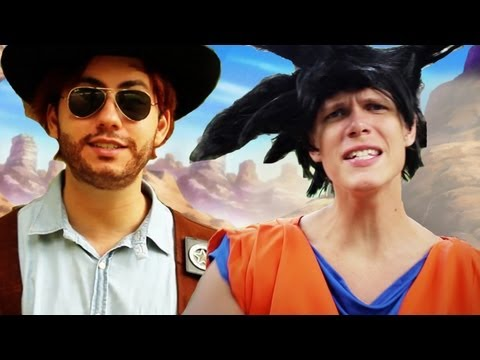 CHUCK NORRIS VS GOKU - Grandes Raps
