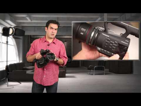 Review Panasonic Ag Ac90