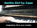 Aqua de Barbie Girl (Piano Cover)