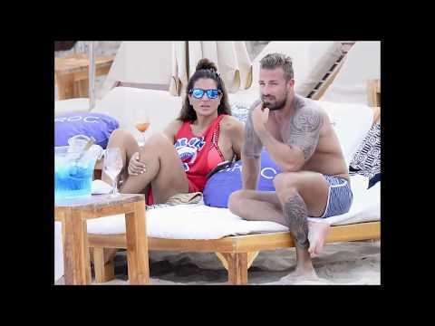 Raquel bollo potentísima en bikini