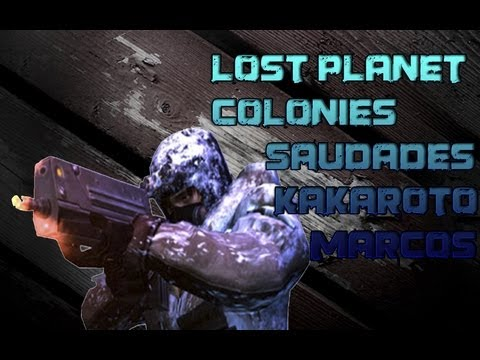 Lost planet Colonies saudades