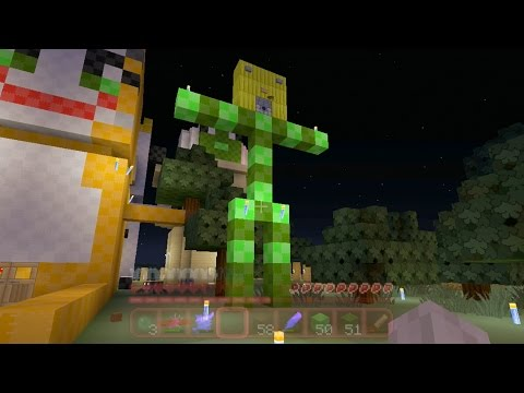 Minecraft Xbox Quest For Melon Face 51