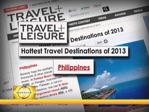 Philippines among top tourism destinations