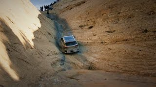 Stock KIA Sorento Attempts Hell's Gate in Moab