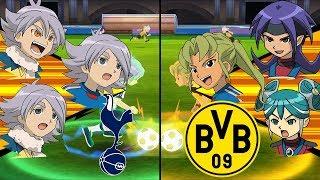 [Full HD 1080P] Inazuma Eleven UCL ~ Tottenham Hotspur vs Borussia Dortmund ※Pokemon Anchor※
