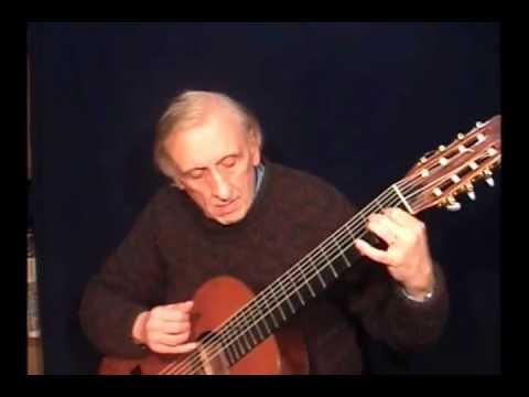 Johann Sebastian Bach - Courante BWV 995 by Cesar Amaro