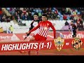 Almeria Gimnastic goals and highlights