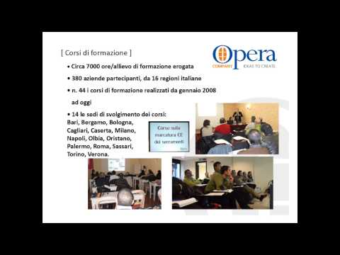 Opera Company - La nostra azienda