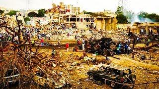 Devastating Bombing Revenge For US Operation