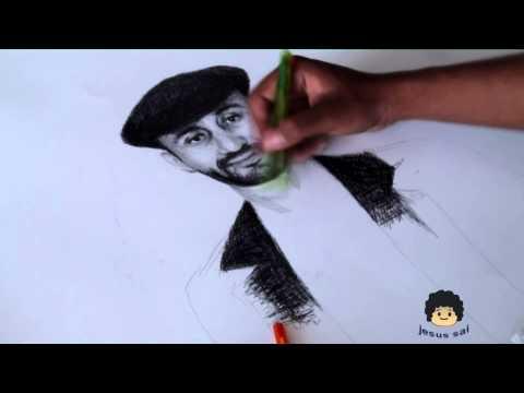 dibujo hechos con lapicero para: leonardo de Arte Divierte