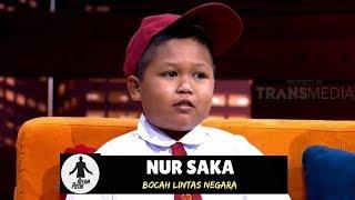 Nur Saka, Bocah Viral Lintasi Batas Negara Demi Sekolah | HITAM PUTIH (19/09/18) 1-4