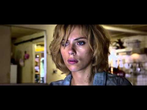Люси 2014 - Трейлер \ Lucy - Trailer HD