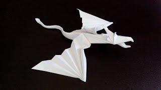 Origami Instructions Dragon Step By Step  Educational Fun