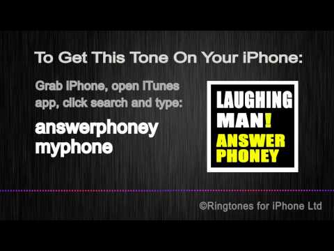 Answerphoney Funny Message Joke Laughing Man Prank Answer Phone Comedy Tone video