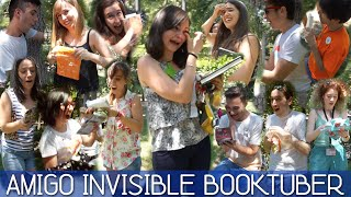 Gran Unboxing: Amigo Invisible Booktuber