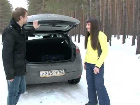 Тест-драйв Renault Megane // Автономия