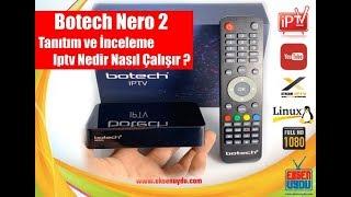 Botech Nero 2  Linux Hd Uydu Alıcı - Tanıtım ve İnceleme Videosu