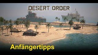 Desert Order: Beginners Guide