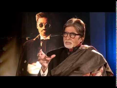 Amitabh Bachchan exclusive interview on his movie Shamitabh on NewsX