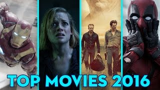Top 10 Movies 2016 - The Absolute Best Movies of 2016