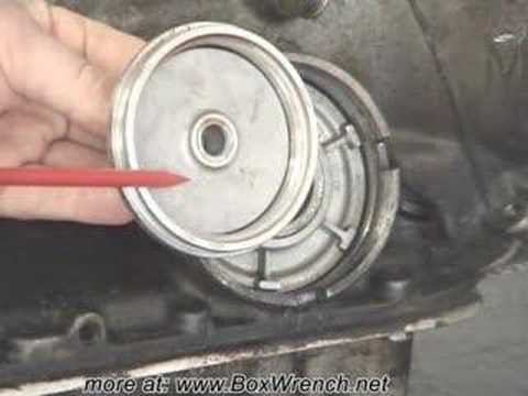 4l60e Transmission Shift Solenoid Replacement How To