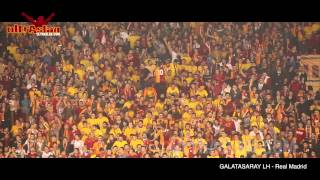 "TA Euroleague | GALATASARAY LH - Real Madrid "" ultrAslan Tribünleri ! """