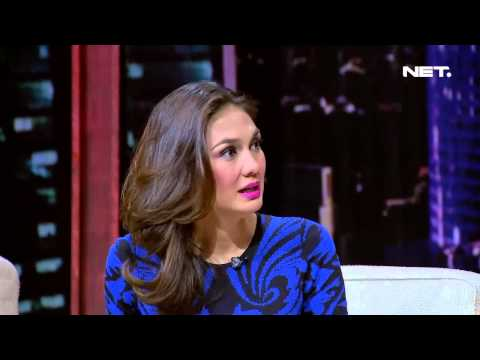 Tonight Show   Luna Maya   Artis video