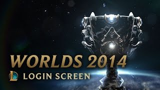 World Championship 2014 | Login Screen - League of Legends