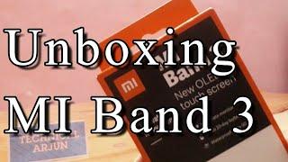 Unboxing MI Band 3